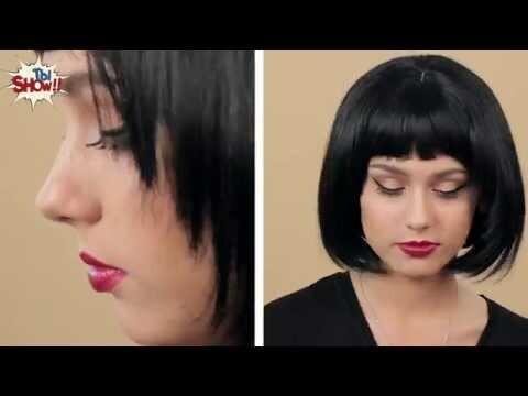 1 девушка - 6 лиц (за 1 минуту), мейк-ап видео