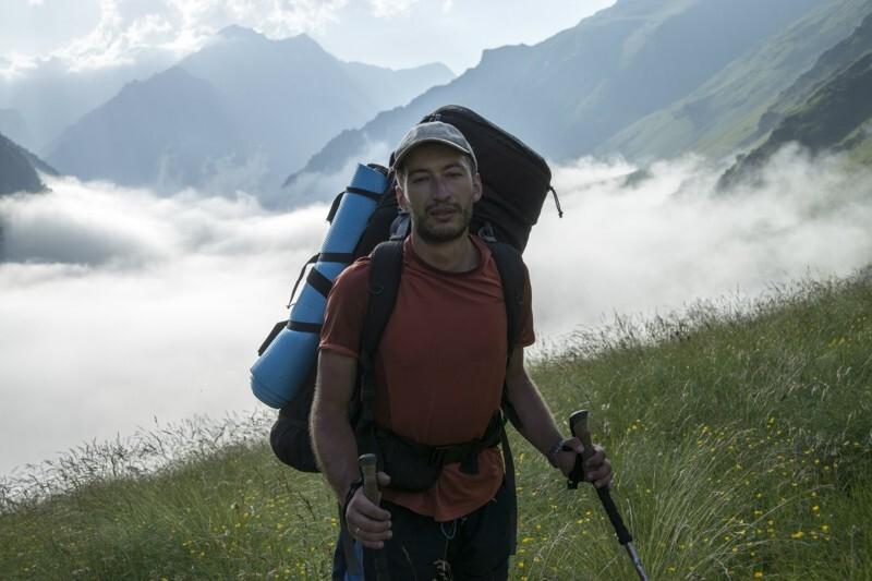 """""""Чтобы справляться с эмоциями на работе, я должен ходить в горы"""" (с)"""