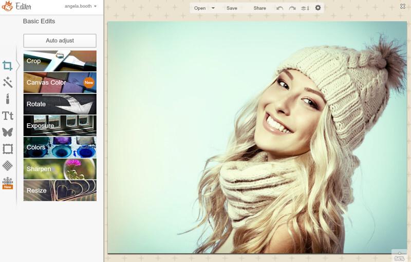 20 простых онлайн редакторов, которые помогут улучшить ваши фотографии