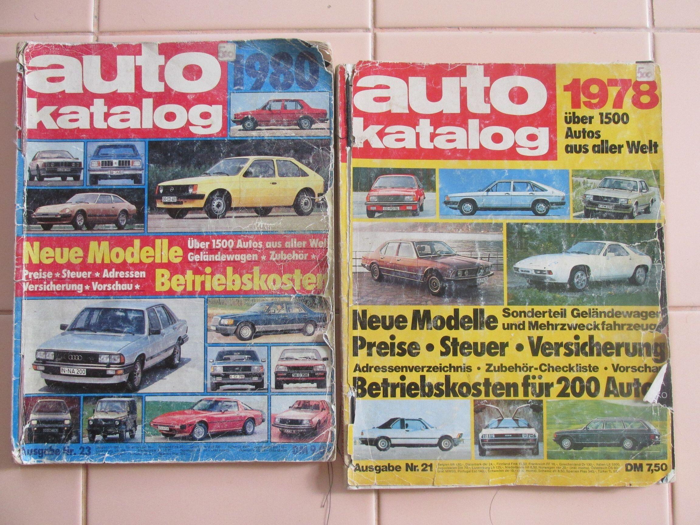 Цены на советские и европейские автомобили конца восьмидесятых