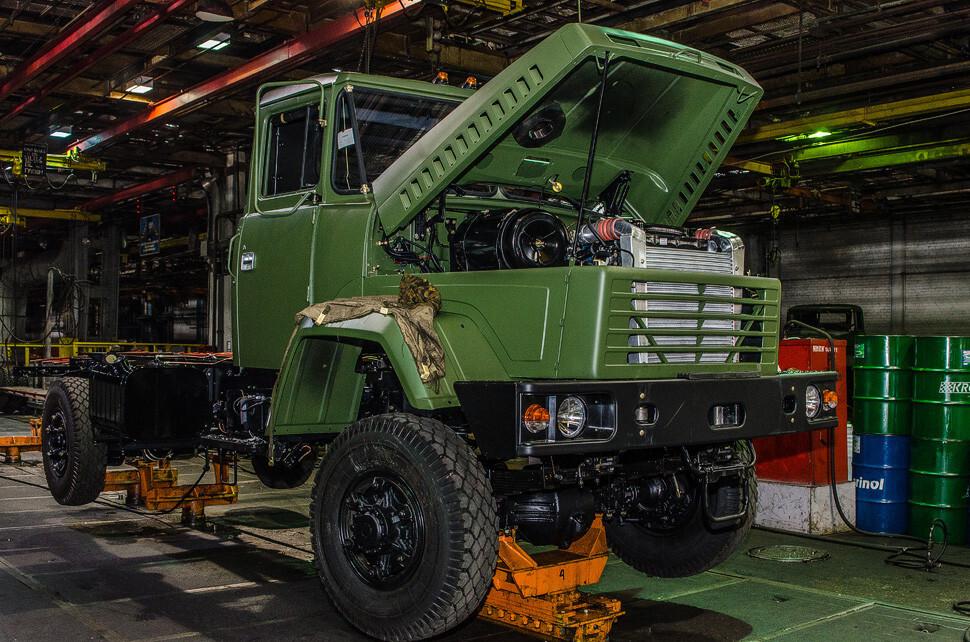 Экскурсия на Кременчугский автомобильный завод
