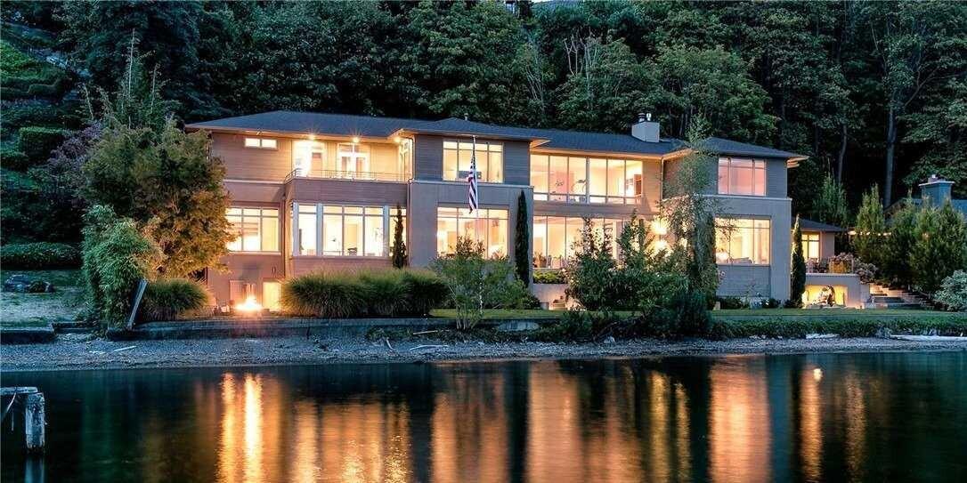 Самый дорогой дом в Сиэтле продается за 13,25 млн. долларов