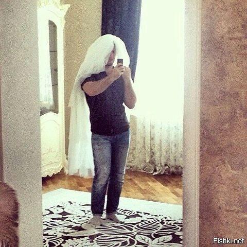 Один дома,пока нет жены