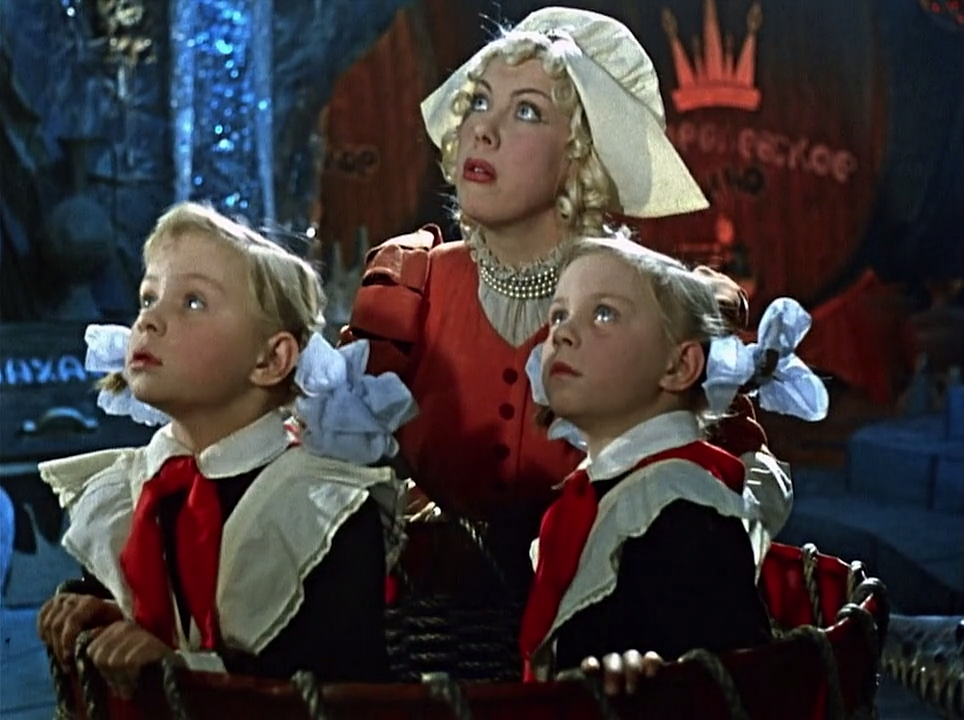 Близнецы в отечественном кинематографе