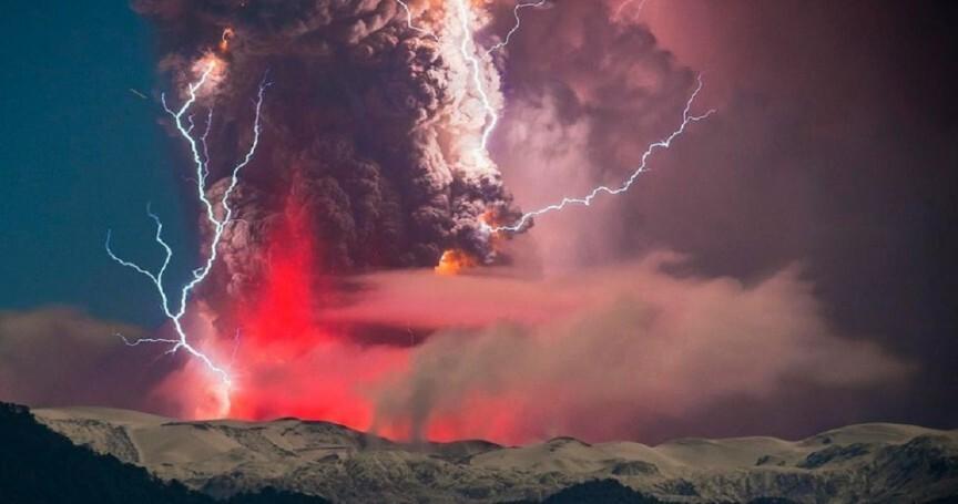 15 шокирующих фотографий самых жутких стихийных бедствий