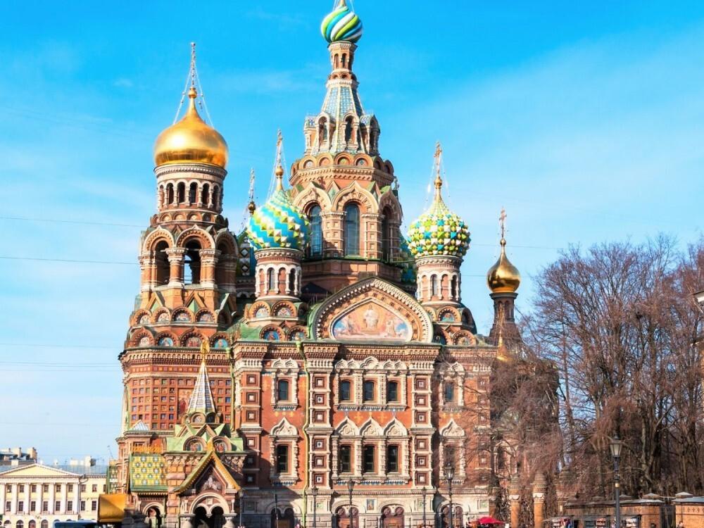 Петербург — самый красивый город в Европе