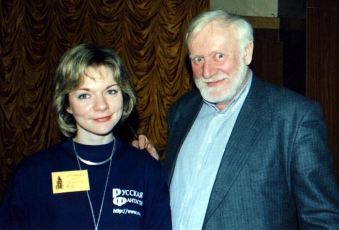 Алиса Селезнёва и Кир Булычёв