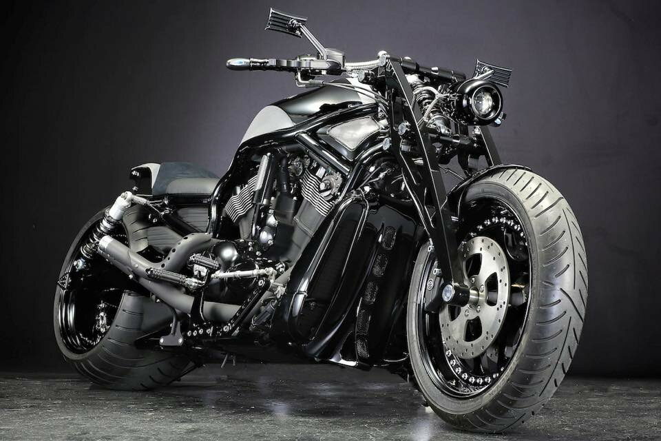 Кастом Harley-Davidson