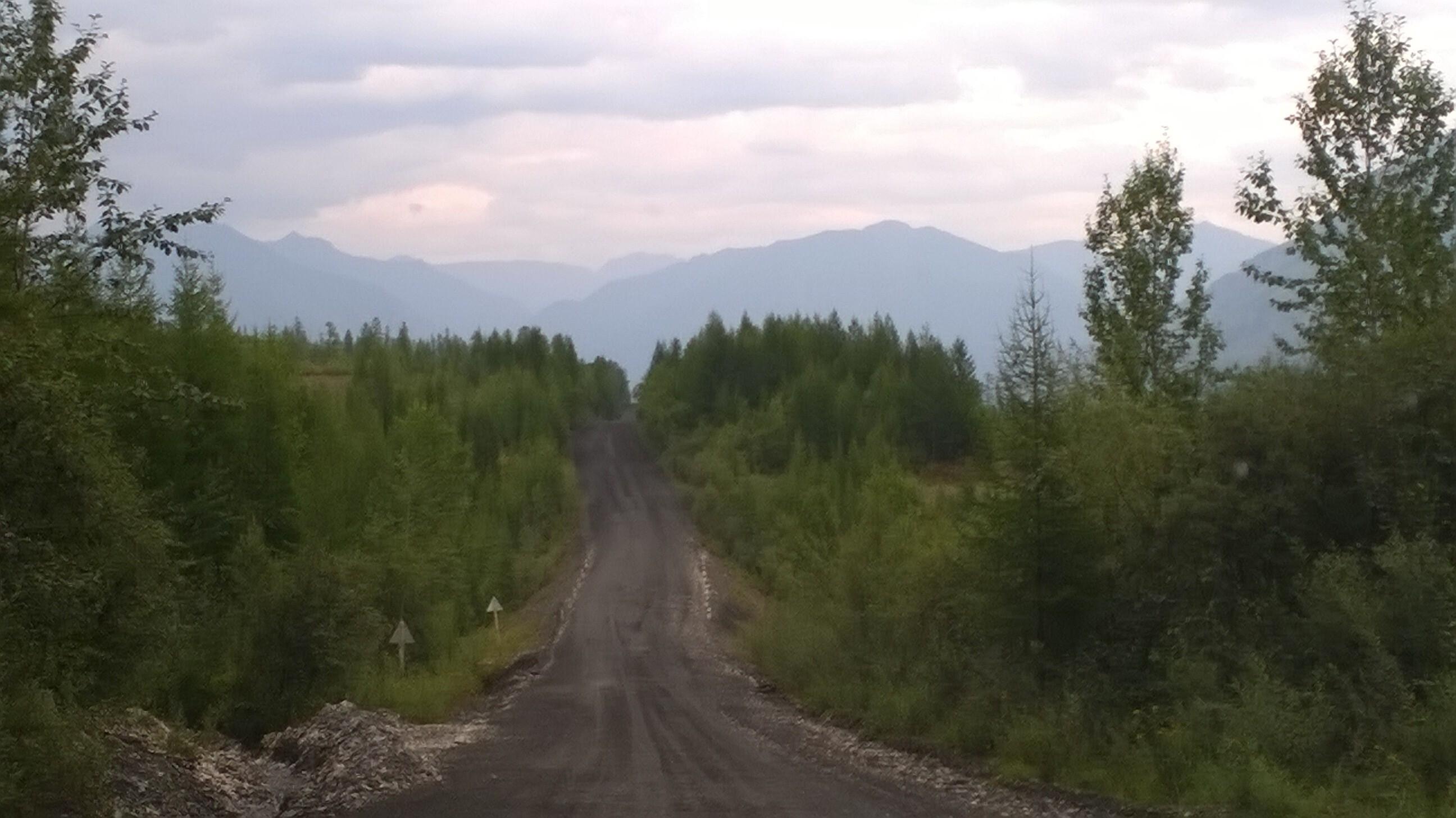 Север. От Владивостока до Магадана и обратно