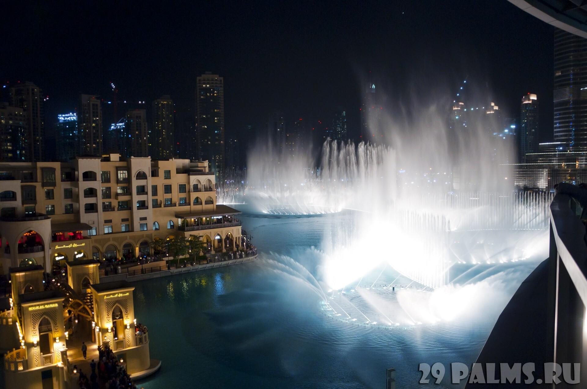 3 самых красивых места Дубая