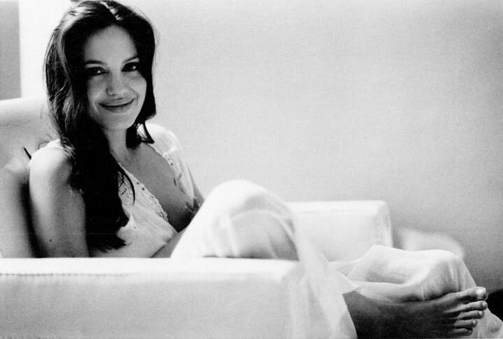 Брэд Питт показал Анджелину Джоли миру такой, какой видит ее сам