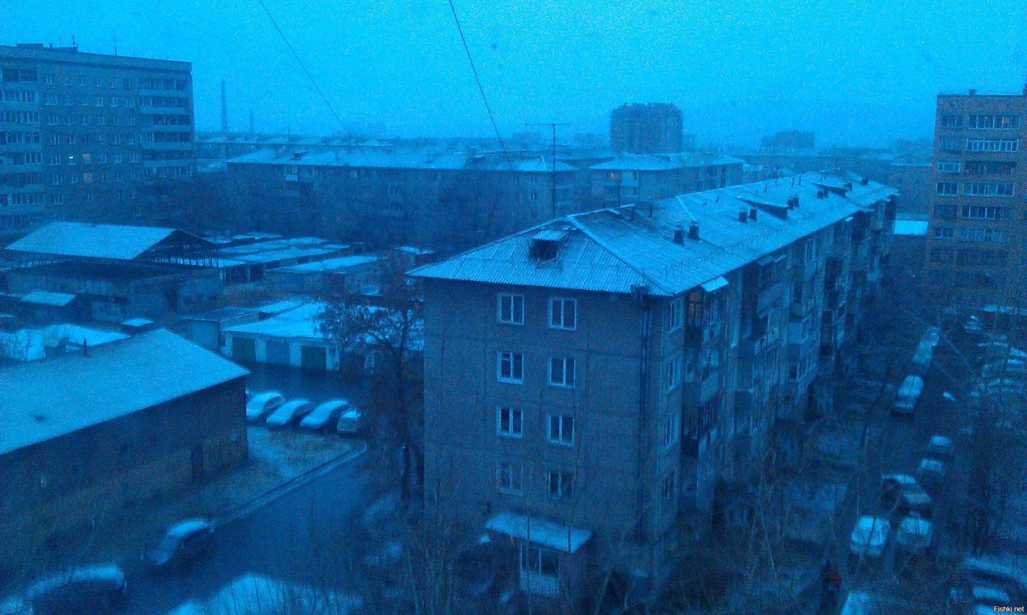 Зима, загрузка пошла