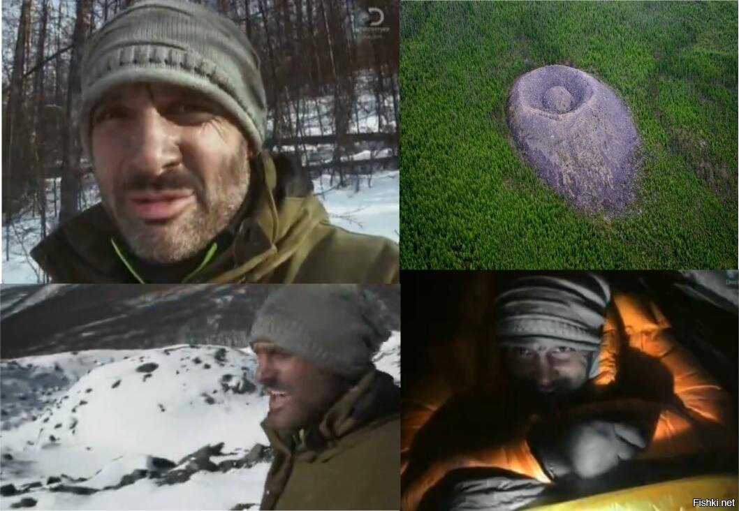 Вчера выложили видео, где знаменитый выживальщик Эд Стаффорд путешествовал по...