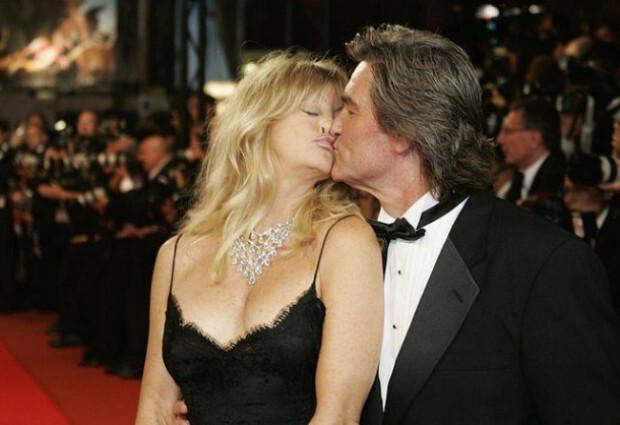 Курт Рассел и Голди Хоун: 32 года без штампа в паспорте