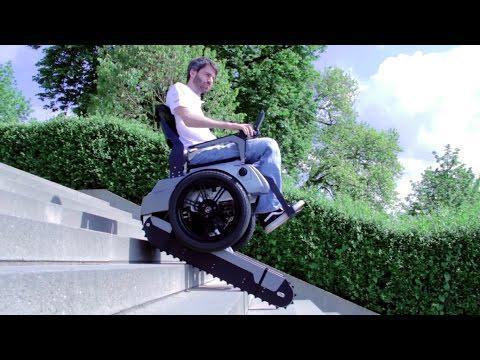 Современное инвалидное кресло
