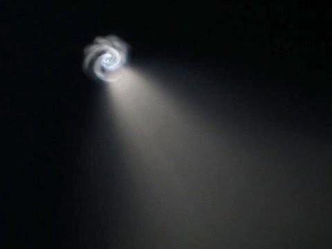 НЛО в Небе над Астаной и Омском - Ракета?
