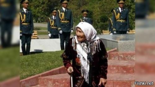 В Киргизии умерла женщина, усыновившая 150 детей из блокадного Ленинграда