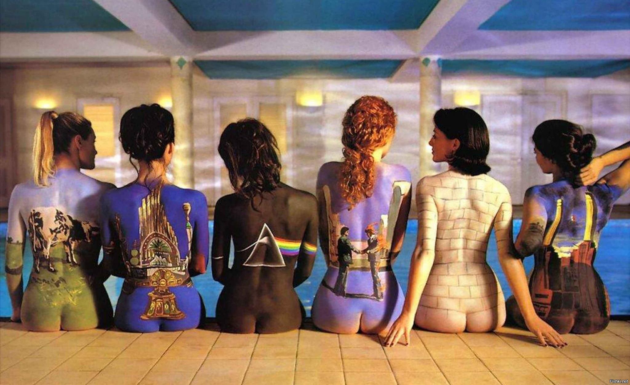Дискография Pink Floyd, жаль что не полная