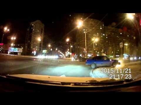ДТП с возгоранием в Екатеринбурге