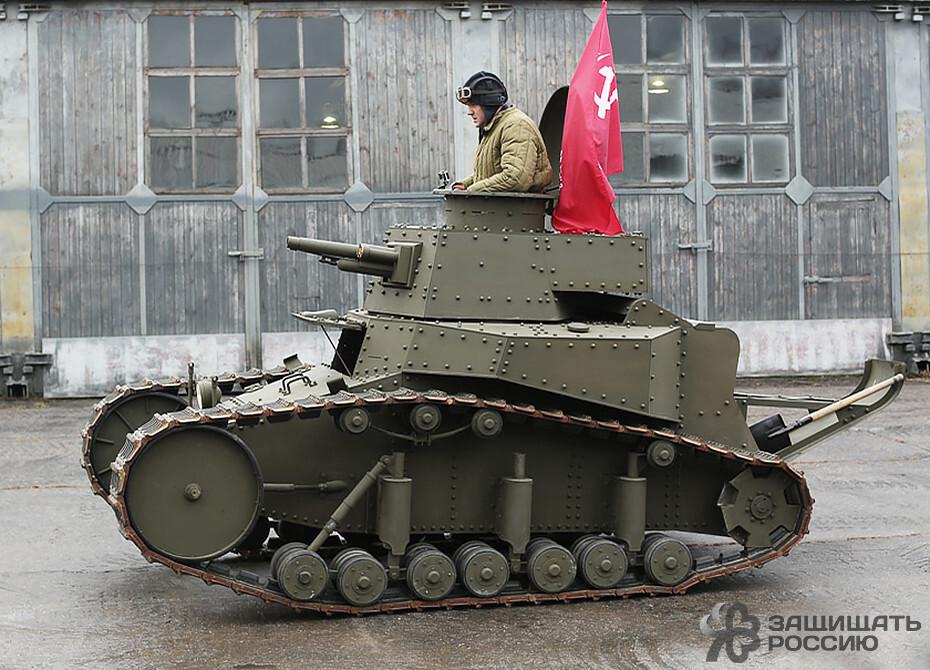 Инструкция: как собрать танк своими руками