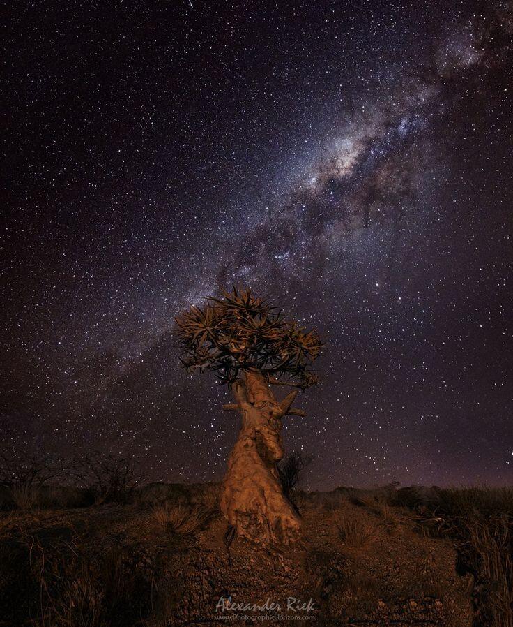 Подборка красивых фото Млечного пути