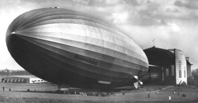Тайна гибели дирижабля «Гинденбург»