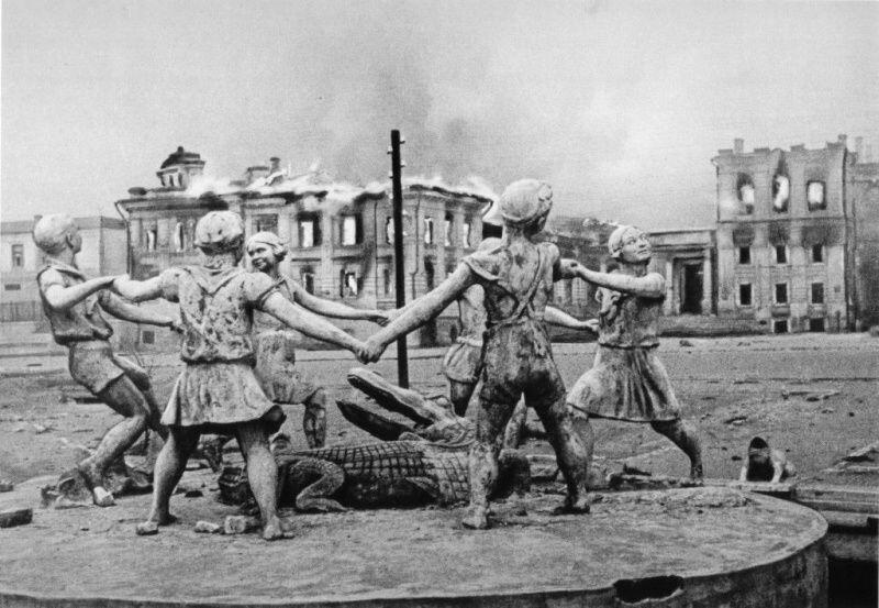 Сталингра́дская би́тва