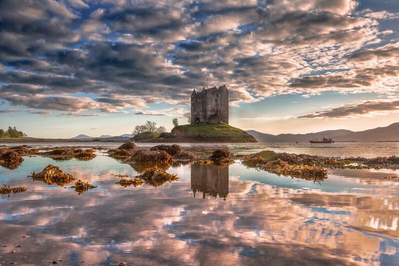46 самых захватывающих и поразительных видов Шотландии
