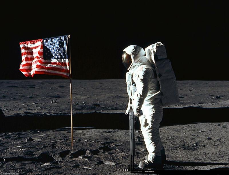 В лунной афере США поставлена жирная точка, на Луну они все-таки не летали