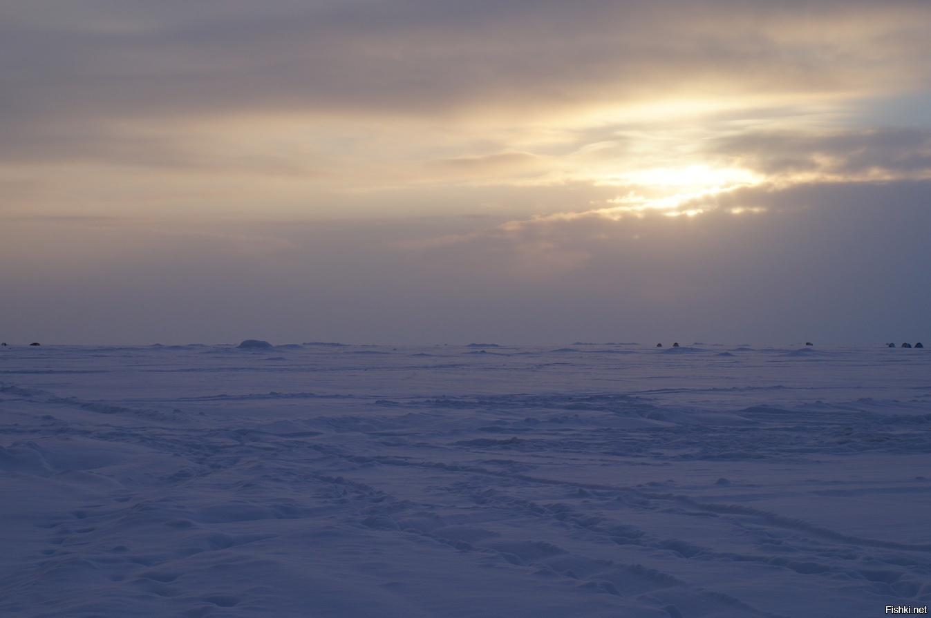 Вот еще немножко Белого моря