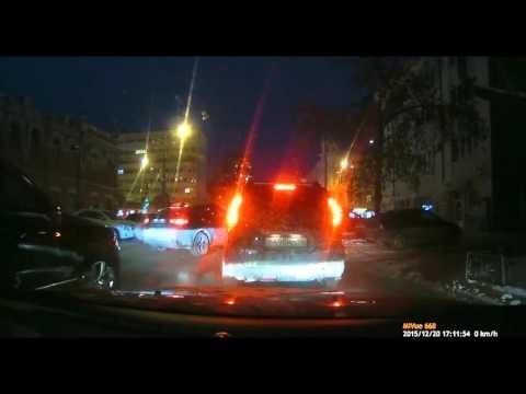 Погоня в Екатеринбурге
