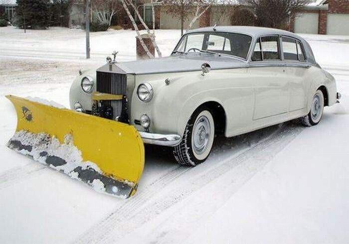 Современная Ускоренная Уборка Снега