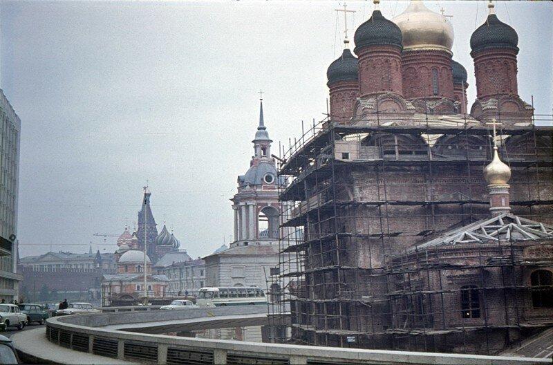Исторические фотографии Москвы ХХ века