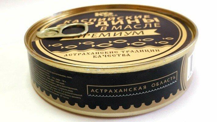 Астраханская область начала выпуск аналога «Рижских шпрот»