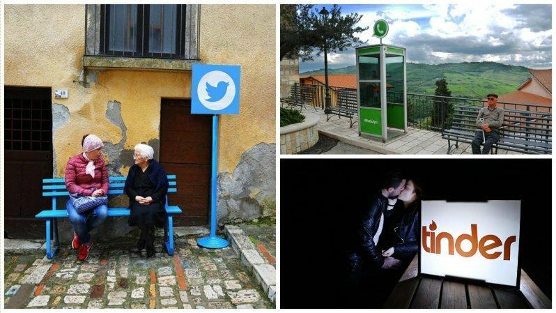 Интернет в реале: итальянская деревушка превратилась в Web 0.0