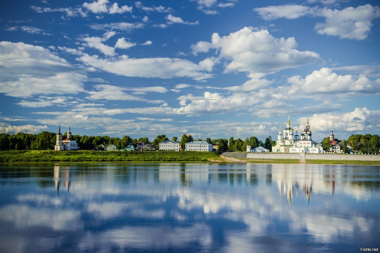 Великий Устюг, Вологодская область