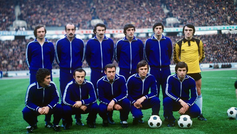 35 лет назад наши футболисты были лучшими