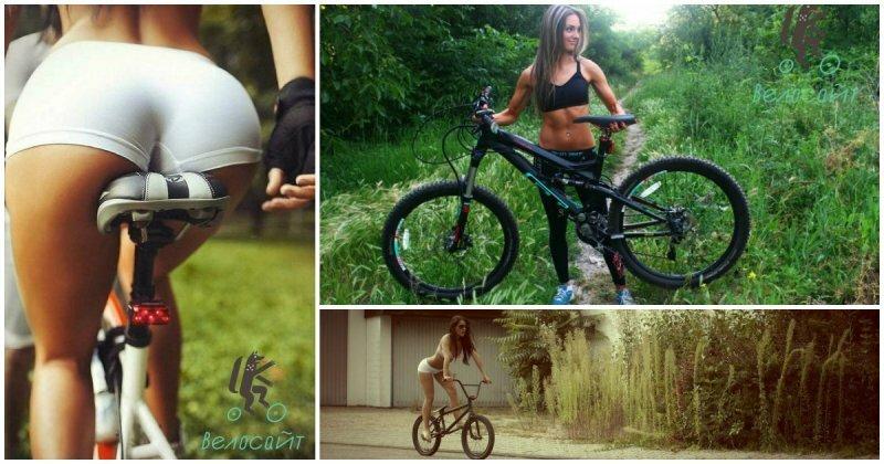 Велобогини, способные даже в пасмурный день поднять настроение
