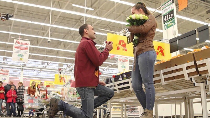 """Когда твоя девушка покупает """"Каждый день"""" а не дорогущие бренды"""