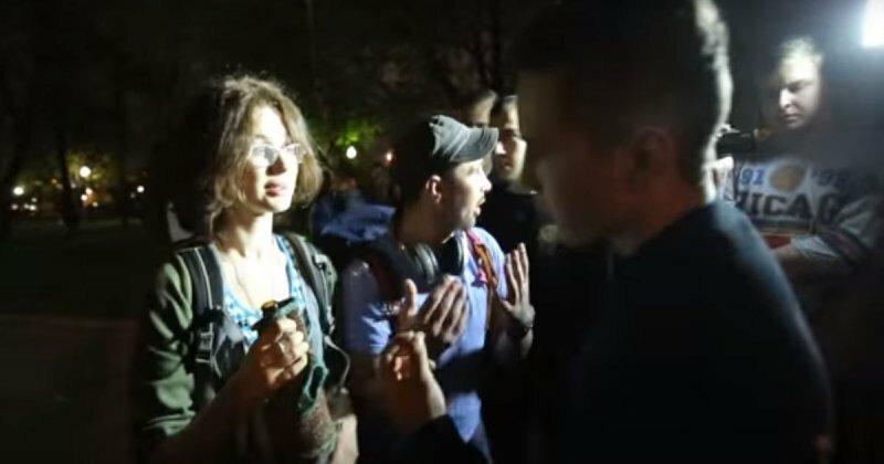 Крушители костей на страже порядка: активист движения «Лев против» сломал ребра мужчине, который пытался заступиться за распивающую алкоголь девушку