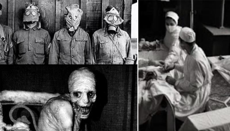 Почему «русский эксперимент со сном» всё еще наводит ужас