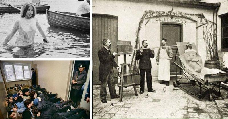 Архивные фото, которые стоит увидеть каждому