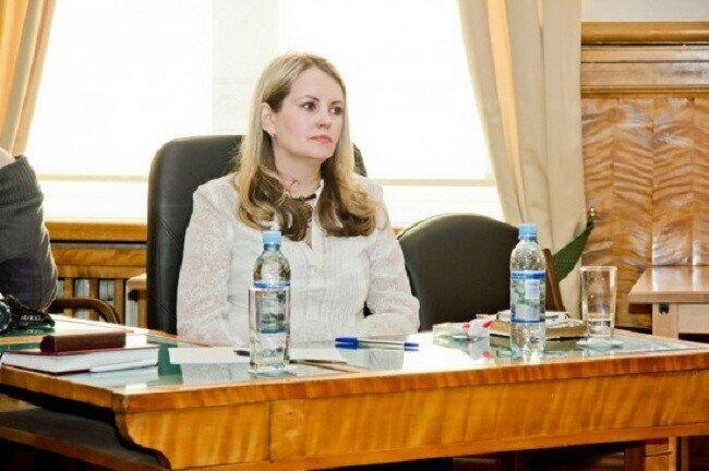 Ольга Залецкая – образцовый оппозиционер.