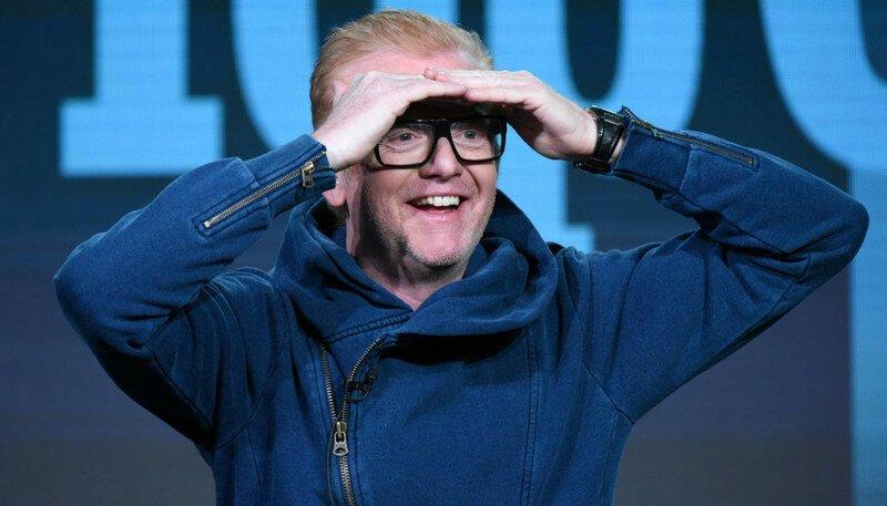 Top Gear снова остался без главного ведущего. Криса Эванса обвинили в сексуальных домогательствах