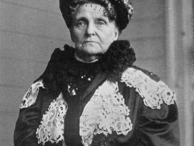 Сто лет назад умерла самая жадная женщина в мире