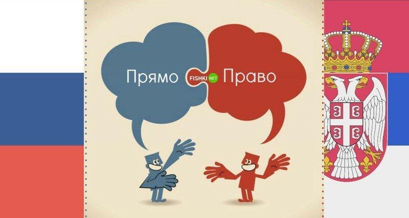 Игры слов в славянских языках: как туристу не попасть впросак