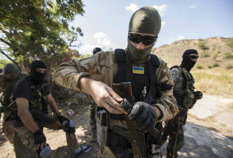 На границе Крыма с Украиной накаляется обстановка