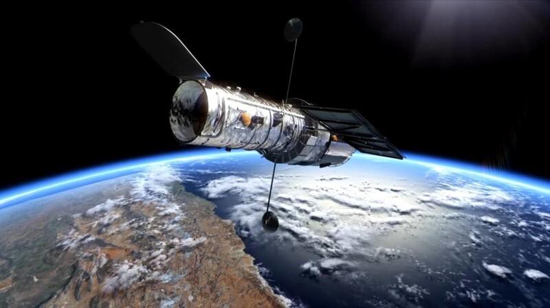 Крупнейшие космические телескопы