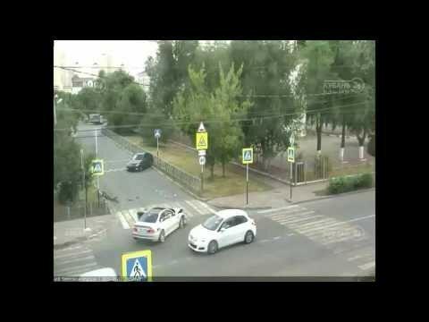 И снова этот Краснодаровский перекресток