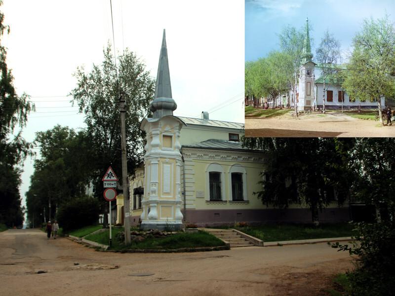 По местам С.М. Прокудина-Горского в Осташкове